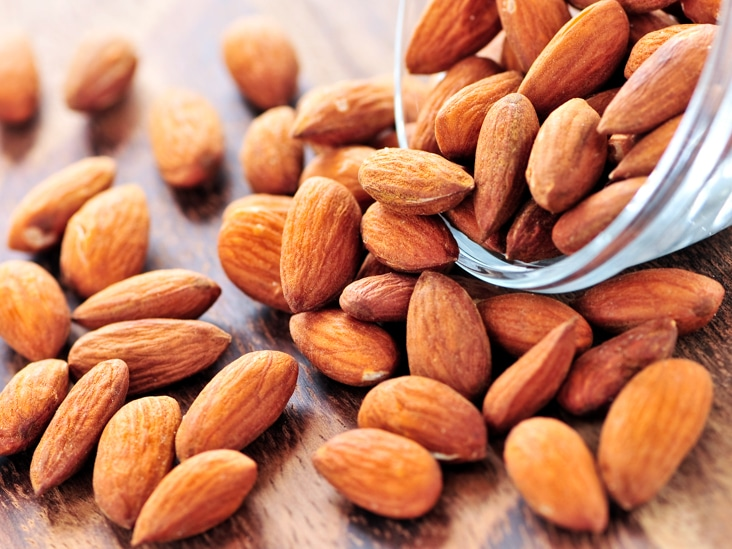 6 Things That Happen To Your Body When You Eat Almonds Everyday