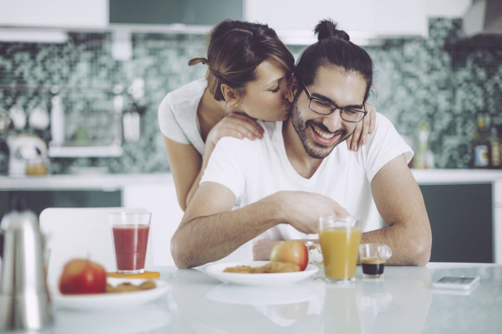 The Compliments that Will Make Your Man Blush