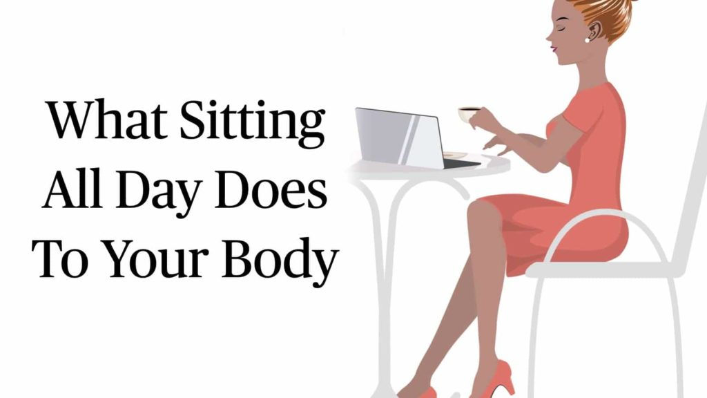 What Happens to Your Body When You Sit All Day