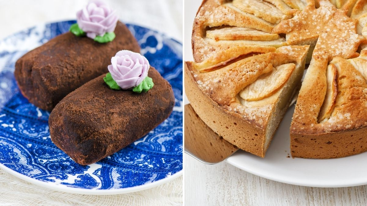 Easy desserts recipe for weight loss