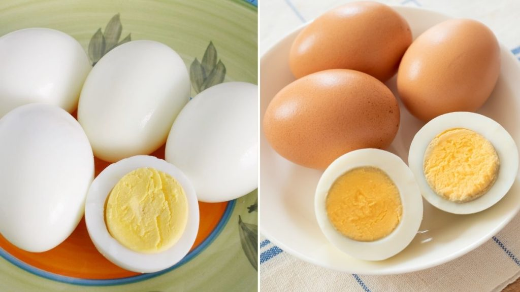 How to make easy peel perfect hard-boiled eggs