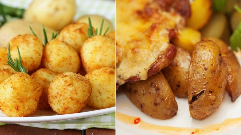 3 Delicious low-calorie potato recipes to help you lose weight